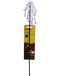 baratos -Jogos para Gatos Brilho Amigo de Animal de Estimação Jumping Espumante Brinquedos de descompressão Papel Para Gato Gatinho