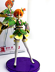 cheap -Anime Action Figures Inspired by Love Live PVC 16 CM Model Toys Doll Toy