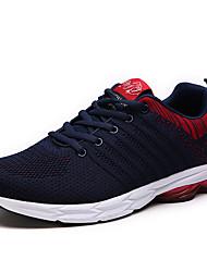 abordables -Homme Chaussures Tulle Printemps / Automne Confort Chaussures d'Athlétisme Marche Gris / Bleu / Vert foncé