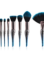 cheap -10-Pack Professional Makeup Brushes Makeup Brush Set / Powder Brush / Blush Brush Artificial Fibre Brush / Synthetic Hair Professional /