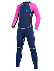 cheap -Bluedive Boys' / Girls' Full Wetsuit 2mm Neoprene Diving Suit Thermal / Warm, Quick Dry, Ultraviolet Resistant Long Sleeve - Swimming /