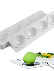 Недорогие -Инструменты для выпечки силикагель Антипригарное покрытие / Своими руками Торты Прямоугольный Формы для пирожных 1шт