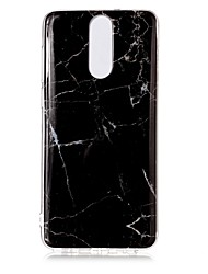 abordables -Coque Pour Huawei Mate 10 pro Mate 10 lite IMD Motif Coque Marbre Flexible TPU pour Mate 10 pro Mate 10 lite