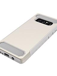 abordables -Funda Para Samsung Galaxy Nota 8 Antigolpes Funda Trasera Un Color Dura ordenador personal para Note 8