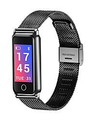 Недорогие -JSBP YY-Y8 Сенсорный выключатель Смарт Часы Android iOS Bluetooth Контроль APP Измерение кровяного давления Израсходовано калорий Педометры / Датчик для отслеживания активности / Сидячий Напоминание