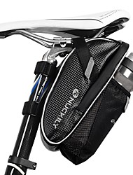 cheap -Nuckily Saddle bags inch Cycling Waterproof Zipper Reflective Strips Travel Cycling for