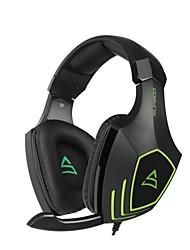 preiswerte -Supsoo G820 Stirnband Mit Kabel Kopfhörer Dynamisch Kunststoff Spielen Kopfhörer Mit Mikrofon Headset