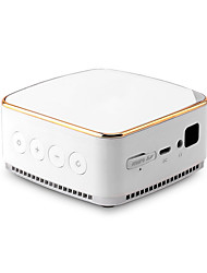 cheap -S3 DLP Mini Projector 50lm Android 5.1 Support 1080P (1920x1080) 120inch Screen