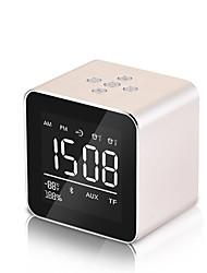 preiswerte -V9 Bluetooth Lautsprecher Bluetooth 3.0 3.5 mm AUX Lautsprecher für Regale Gold Silber Grau Rose Blau