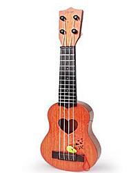 Недорогие -Скрипка Музыкальные инструменты Гитара Фрукт голос Мальчики Девочки Игрушки Подарок 1 pcs