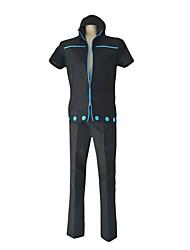 Недорогие -Вдохновлен One Piece Roronoa Zoro Косплей Аниме Косплэй костюмы Косплей Костюмы другое С короткими рукавами Кофты Брюки Перчатки Больше