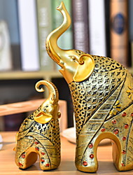 cheap -2pcs Resin European StyleforHome Decoration, Collectibles Gifts