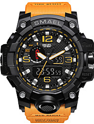 cheap -SMAEL Men's Digital Wrist Watch Smartwatch Bracelet Watch Military Watch Sport Watch Alarm Calendar / date / day Water Resistant / Water