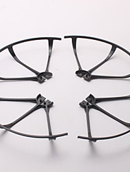 cheap -MJX B3 One-piece Suit Propeller Guards Outdoor Flight RC Quadcopters Outdoor Flight RC Quadcopters Plastics