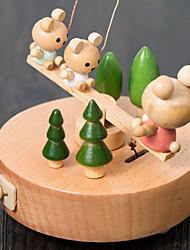 Недорогие -По заказу покупателя Дерево музыкальная шкатулка Невеста Свидетельница Друзья Дети День рождения На каждый день