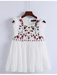 cheap -Women's Vintage Blouse - Floral