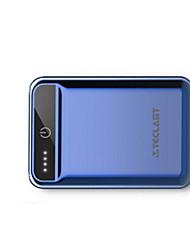 10000mAh Snaga banka vanjske baterije 5 Punjač QC 2,0 LED