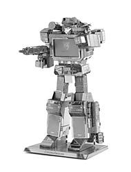 Недорогие -3D пазлы Металлические пазлы Креатив Фокусная игрушка Ручная работа Металл Люди Подставка Игрушки Девочки Мальчики Подарок