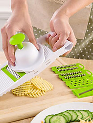 cheap -Kitchen Tools Plastics Multi-function Cutter & Slicer 1pc