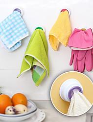 Недорогие -poke pull self adhesive easy install полотенце держатель резиновая всасывающая подушка 1шт