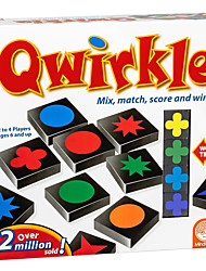 cheap -Qwirkle Board Game Family Stress and Anxiety Relief / Decompression Toys 108pcs Kid's