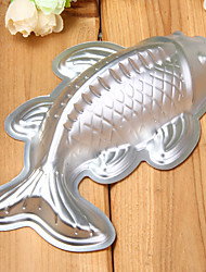 cheap -Cake Molds Fish Cupcake Bread For Cake Aluminium Alloy 7005 Baking Tool