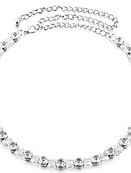 cheap -Women's Alloy Chain - Solid Colored
