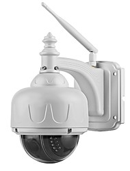 abordables -BOSESH SD17W 2.0 MP Al Aire Libre with Zoom 128(Acceso Remoto) IP Camera