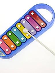 Недорогие -Музыкальный инструмент / Поколачивание YY1271 Нержавеющая сталь + пластик 28.5*12.5*2.5 cm