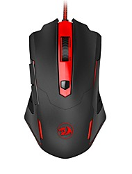 cheap -REDRAGON M705 Wired Cable Ergonomic Mouse Gaming Comfy DPI Adjustable Backlit 3D Cartoon 7200