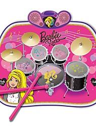 Недорогие -Музыкальное одеяло Игрушки Музыка Музыкальные инструменты Барабанная установка Пластик силикагель Куски Детские Подарок