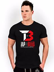 preiswerte -Herrn Street Schick T-shirt Druck