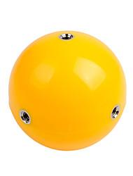 abordables -Balle Résistant à l'humidité/à l'eau Buoy Etanche Mer Flottant Pour Caméra d'action Tous Plage Surf Voilier Snorkeling Plastique - 1