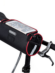 cheap -ROSWHEEL Bike Bag Bike Frame Bag Folding Reflective Strips Bicycle Bag Printable Polyester Cycle Bag Cycling / Bike Motobike/Motorbike