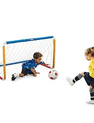 abordables -Little Tikes Easy Score Soccer Set Ballon de Football Américain Jouets Football Sports Soulagement de stress et l'anxiété Plastique