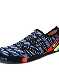Недорогие -Муж. Ткань Весна / Лето Удобная обувь Спортивная обувь Для плавания / Дышащая спортивная обувь Темно-синий / Серый / Тёмно-синий