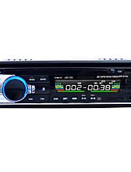 Недорогие -520 громкая многофункциональная автомагнитола автомобильная аудиосистема Bluetooth стерео в приборной панели FM-ресивера с входом AUX USB-накопитель SD-карта