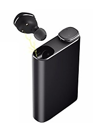 cheap -D05 In Ear Bluetooth 4.2 Headphones Dynamic Metal Mobile Phone Earphone With Charging Box Headset