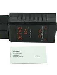 preiswerte -16pin Stecker zu zwei Buchsen OBD-II nein Fahrzeug-Diagnose-Scanner