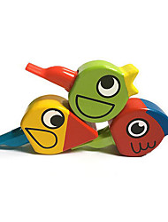 cheap -Music Instrument For Children Simple Cartoon Bird Fun Metal Musical Instruments