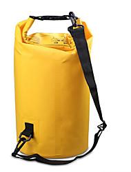 baratos -PVC Mala de Viagem Botões Amarelo / Azul Pálido / Rosa cor de Rosa / Unisexo