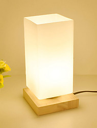 cheap -Modern/Contemporary Decorative Table Lamp For Wood/Bamboo 220-240V