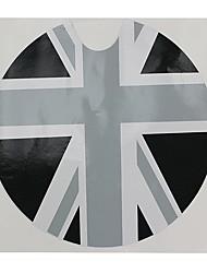 Недорогие -Автомобильные наклейки Cool Дверные наклейки Текст / Количество Стикеры