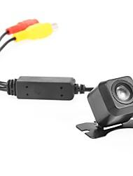 abordables -304 0.5 N/C 720p CMOS CCD Con Cable 170 Grados Monitor de marcha atrás del coche Impermeable Conecte y Utilice para Autobús Coche