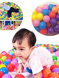 Недорогие -Взаимодействие родителей и детей удобный Мягкие пластиковые Детские Игрушки Подарок 200 pcs