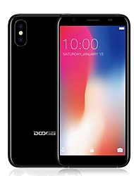 "cheap -DOOGEE X55 5.5inch "" 3G Smartphone (1GB + 16GB Flashlight 8.0+8.0mp MediaTek MT6580 2800mAh)"