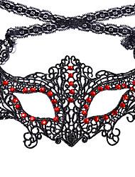 abordables -Máscaras de Halloween Juguetes Tejido trenzado Tema Jardín Vacaciones Tema Clásico Tema Fantástico Romance Fantasía De moda Familia
