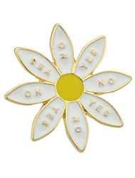 cheap -Women's Brooches , Basic Fashion Alloy Flower Gold Jewelry For Daily Date