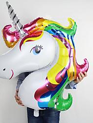 Недорогие -День рождения Алюминиевая фольга Свадебные украшения Животные Все сезоны