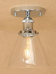 baratos -Luzes Pingente Luz Ambiente - Estilo Mini, corpo transparente, 110-120V / 220-240V Lâmpada Incluída / 5-10㎡ / E26 / E27